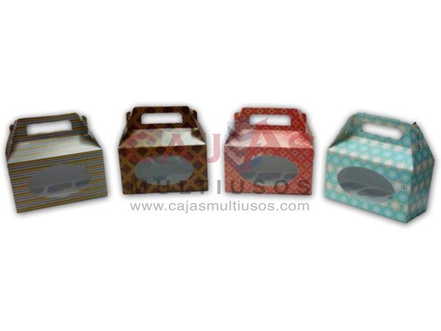 CAJA 3 MINI CUPCAKES