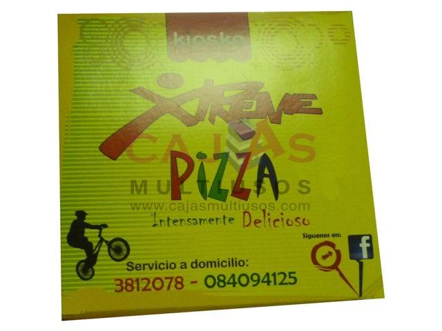 CAJA PIZZA PERSONAL