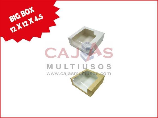 BIG BOX 12 X 12 X 4.5