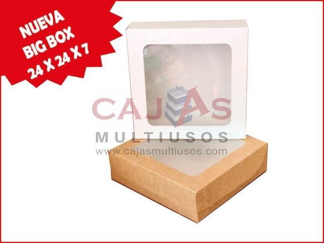NUEVA BIG BOX 24 CON VENTANA