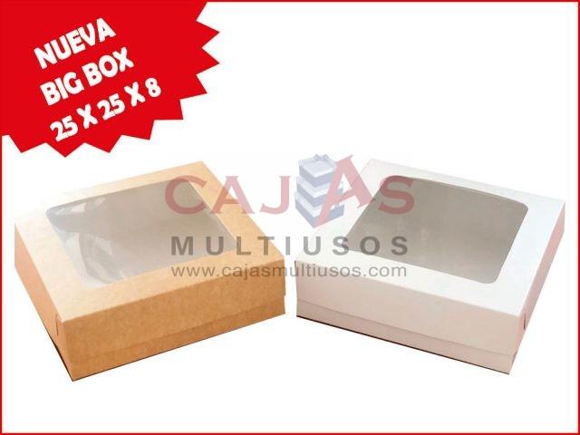 NUEVA BIG BOX 25 VENTANA