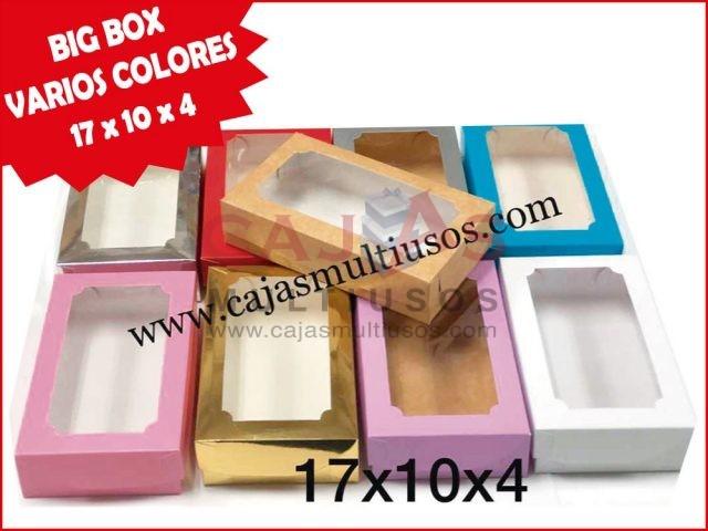 BIG BOX 17 VARIOS COLORES